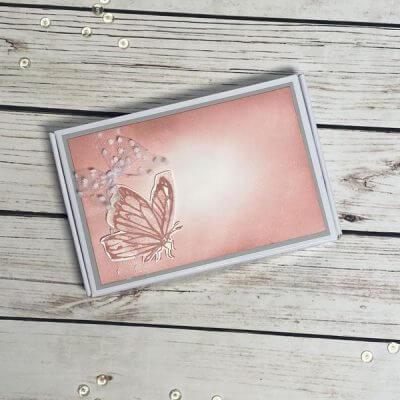 Paper Pumpkin-Minischachtel