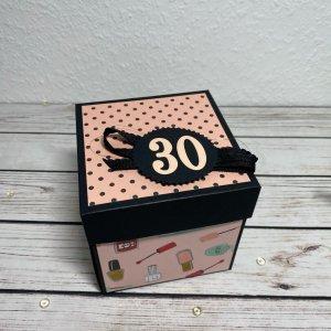 Explosionsbox 30