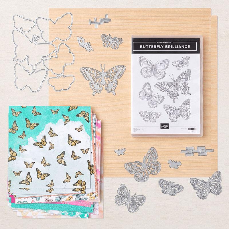 Produktpaket Butterfly Brilliance