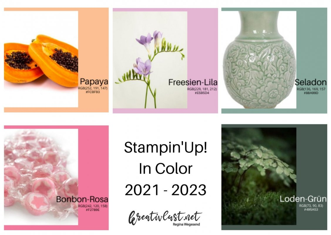 In Color 2021 - 2023