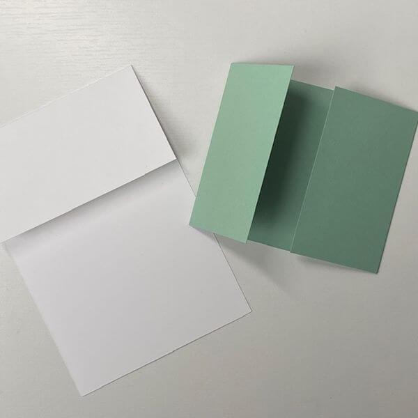 Grundkarte Fun Fold Card